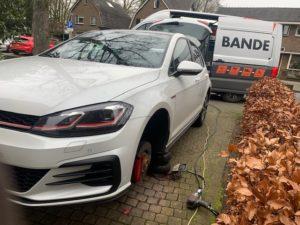 Autobanden Ridderkerk thuis vervangen