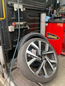 Autobanden thuis laten monteren Ridderkerk